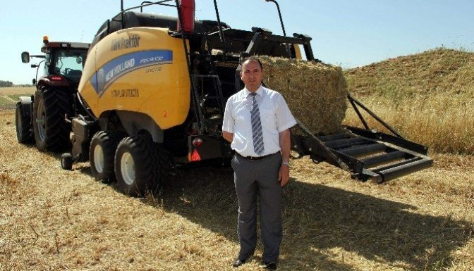 Çiftçiler Makine Ekipman Desteğine İlgi Gösterdi