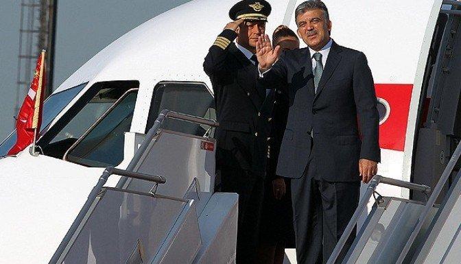 Abdullah Gül 7 yılda 71 ülkeye gitti