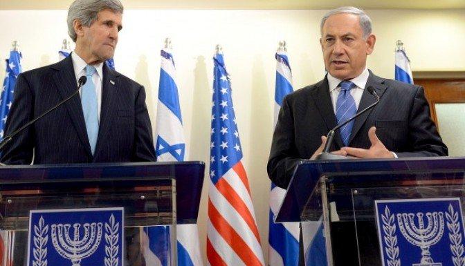 Kerry ile Netanyahu telefonda görüştü