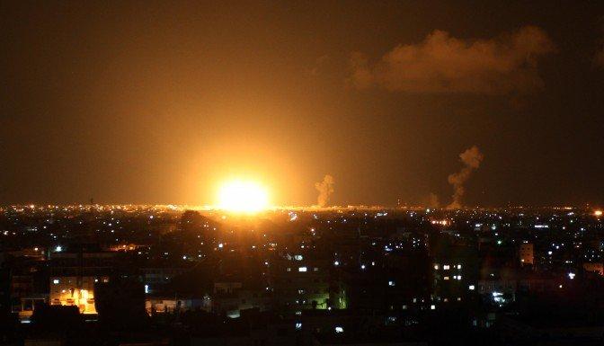 Gazze'den İsrail'e 2 bin 270 füze atıldı