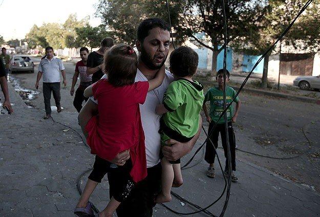 Gazze afet bölgesi ilan edildi