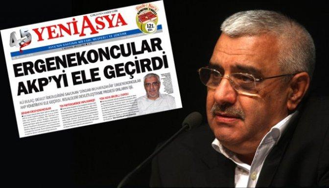 Ergenekoncular AKP'yi ele geçirdi