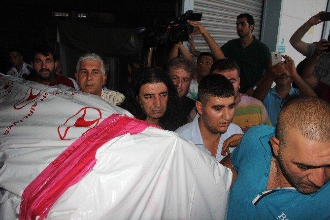 Murat Göğebakan'ın Cenazesi Adana'ya Getirildi
