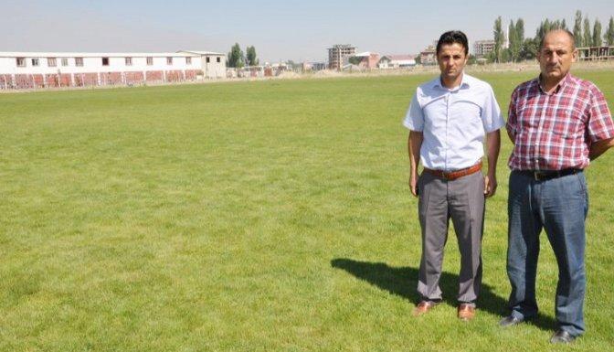 Elbistan'da Spora 1 Milyonluk Yatırım