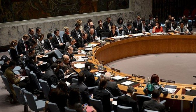 Ürdün'den BMGK'ya Gazze teklifi