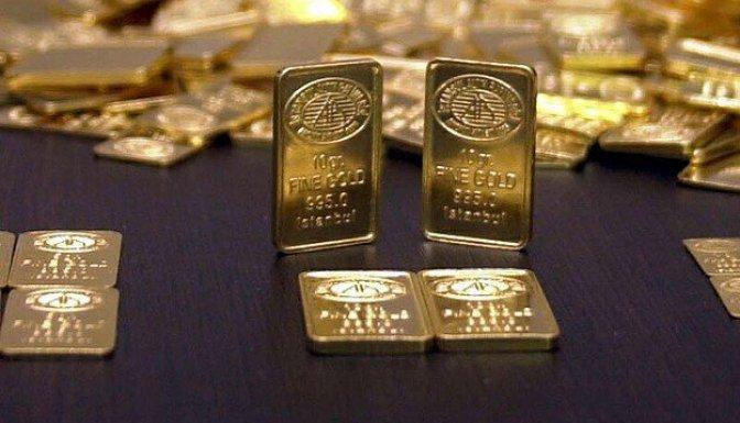 Altın ithalatı yüzde 94 geriledi