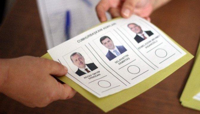 Sandık sandık seçim sonuçları Kanal 46.com' da!...