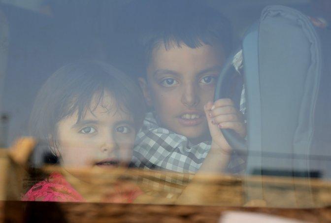 Suriyeliler çadır kentlere gönderiliyor