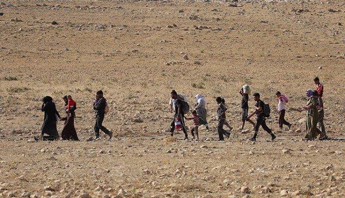 Yezidileri insan tacirleri dolandırıyor!