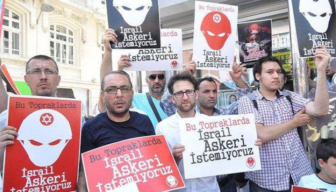 İsrail ordusundaki Türkler vatandaşlıktan çıkarılsın!