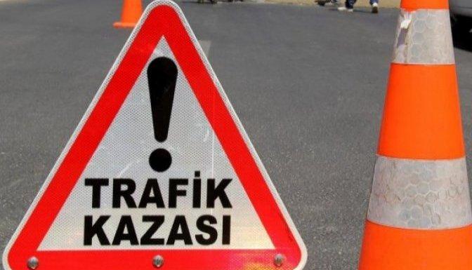 Tarsus'ta trafik kazası: 4 yaralı!