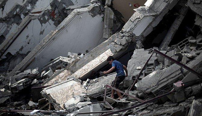 Gazze'de ateşkeste anlaşıldı!