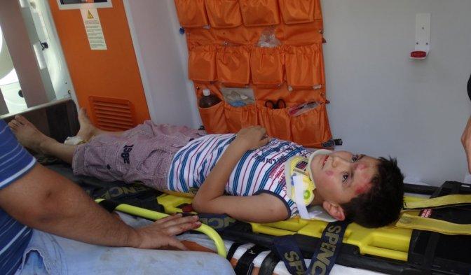 Altı Aylık Bebek Trafik Kurbanı Oldu!