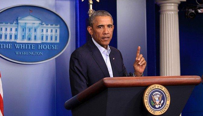 Obama'dan mesaj: Amerika unutmaz!
