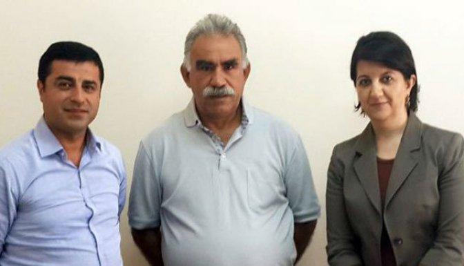 Öcalan'dan videolu mesaj!