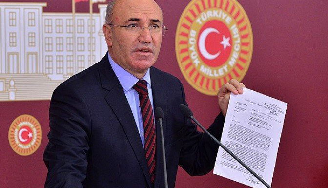CHP'den asansör kazası için suç duyurusu