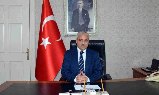 Yeni Vali Mustafa Hakan Güvençer Hayırlı Olsun!