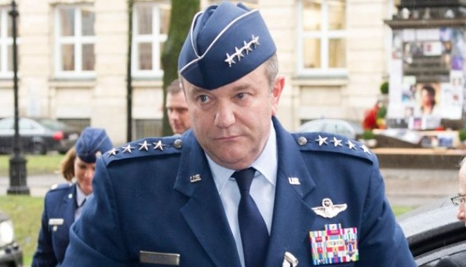 NATO Komutanından teşekkür