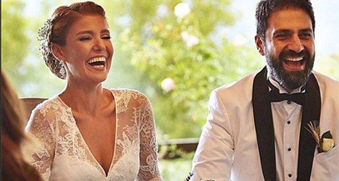 Gülben Ergen ve Erhan Çelik evlendi!