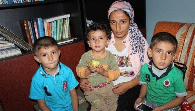 3 Çocuğuyla tek odalı kalacak yer istiyor