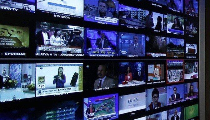 Türk cumhuriyetlerine ortak televizyon yayını