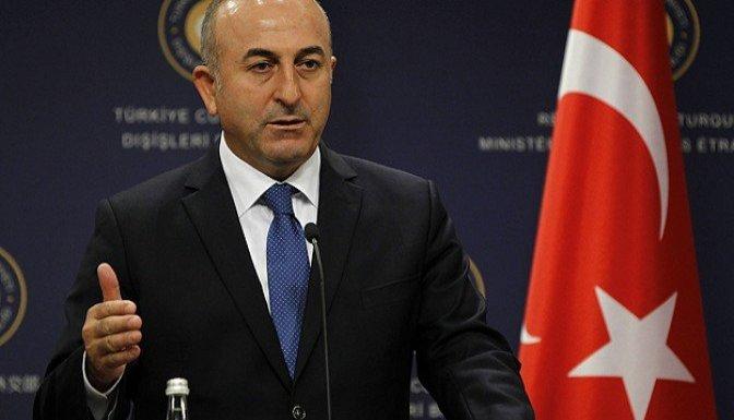 Bakan Çavuşoğlu, Allen'la IŞİD'i görüştü!