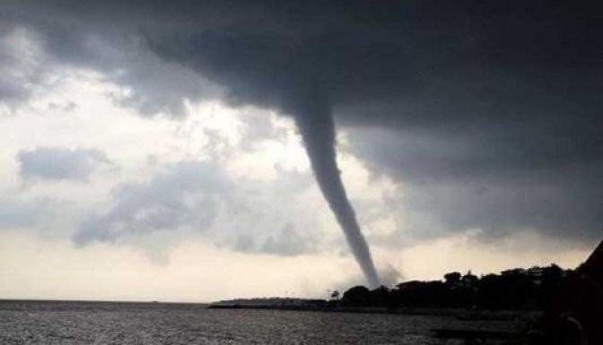 Hatay için fırtına ve hortum uyarısı!