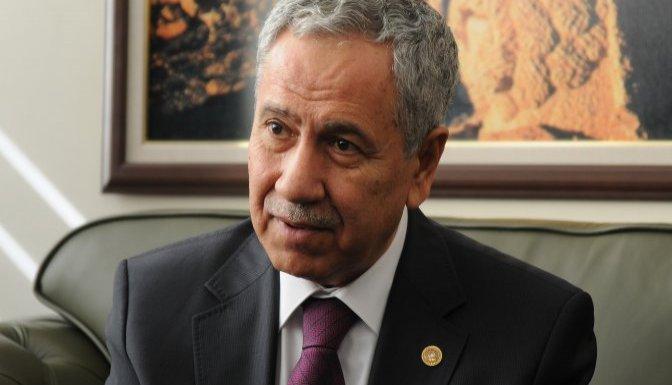 Başbakan Yardımcısı Arınç, Adıyaman'da