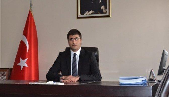 Nurhak Kaymakamı Osman Demir Göreve Başladı