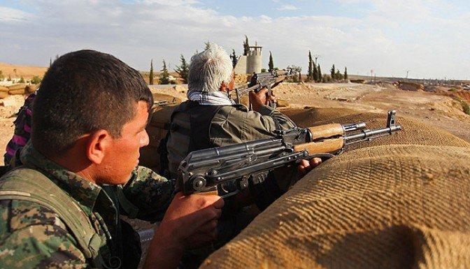 ABD'den PKK-PYD'ye silah ve cephane yardımı!