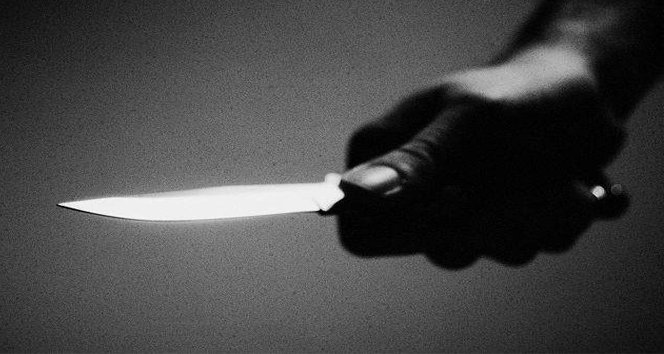 İran uyruklu kadın ayağından bıçaklandı!
