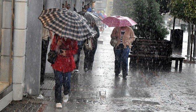 Kahramanmaraş'ta sağanak yağış uyarısı!..