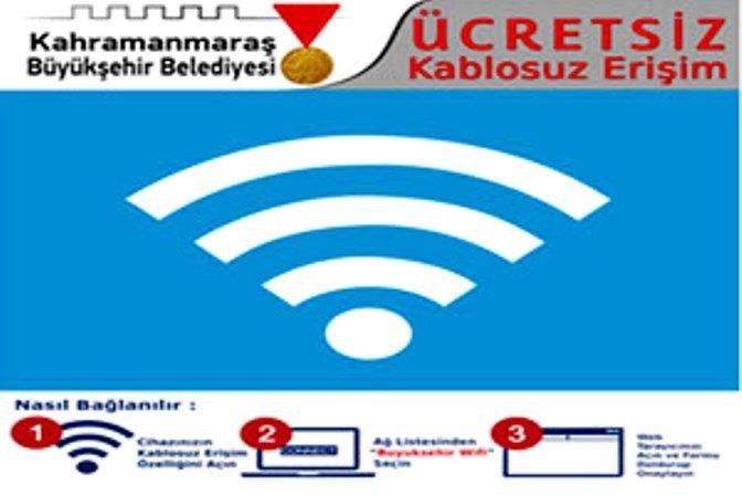 Büyükşehir'den İnternet Hamlesi