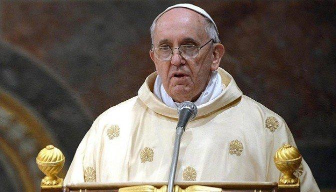 Papa'ya Meryem Ana daveti!