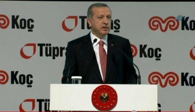 Erdoğan'dan operasyonlara ilk tepki!