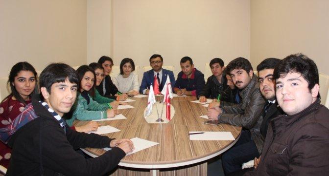 Türk Kızılayı Gençlik Kolları görev dağılımını yaptı