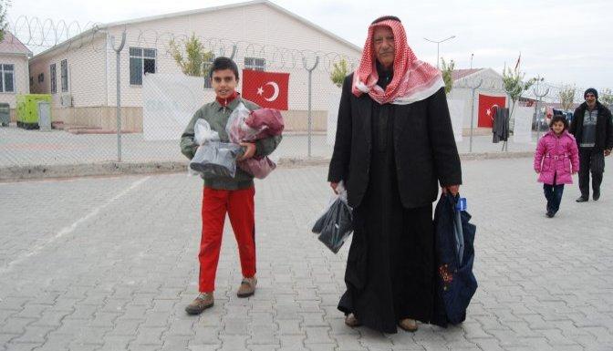 Suriyelilere çalışma izni geliyor
