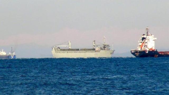 İspanyol Patriotları İskenderun Limanı'nda