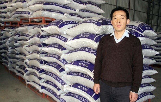 Çinliler Adana'da Fabrika Kurdu