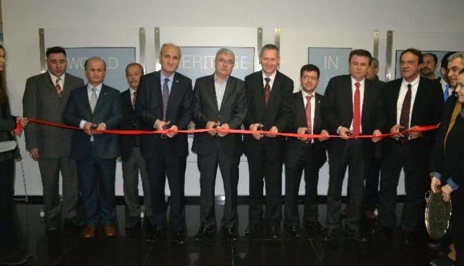 Kahramanmaraş'ta Hırvatistan Dünya mirasları tanıtıldı