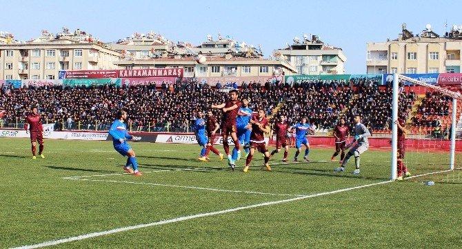 Kahramanmaraşspor - Göztepe: 0-3