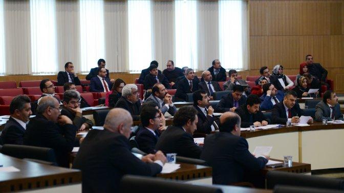 Dulkadiroğlu Meclisi Şubat Toplantısını Yaptı