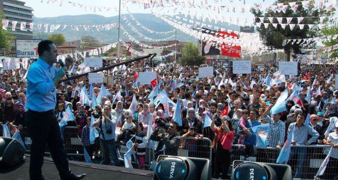 Ahmet Reyiz Yılmaz'dan birlik çağrısı!
