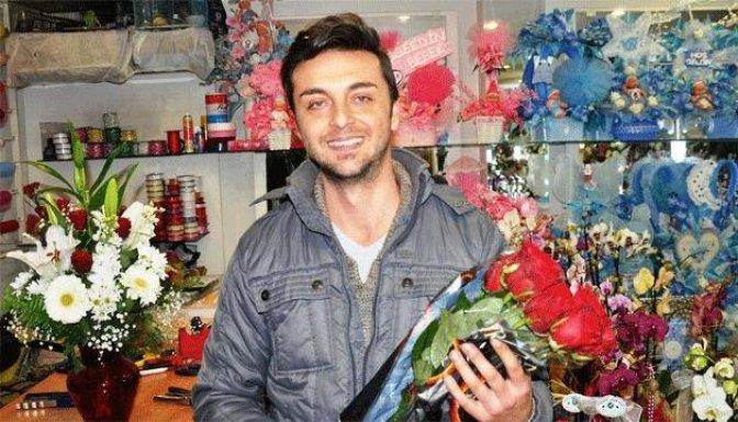 Sevgililer Günü çiçekçilerin yüzünü güldürdü!
