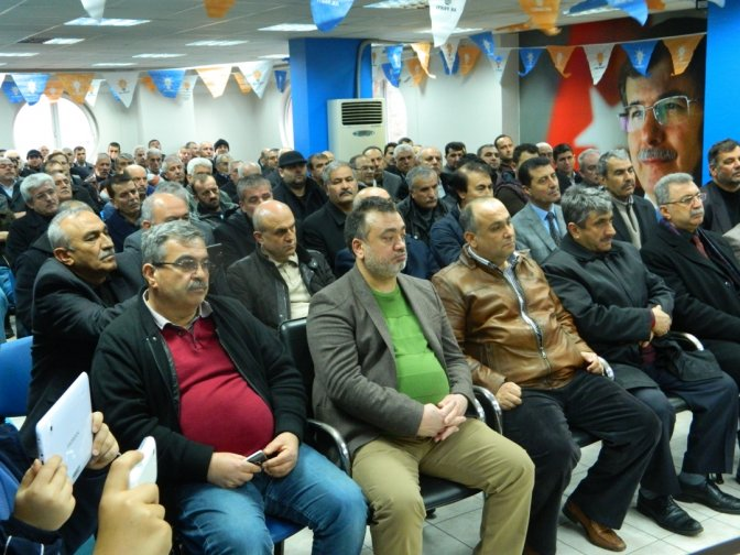 Mehmet Sabancı Resmi Başvurusunu Yaptı