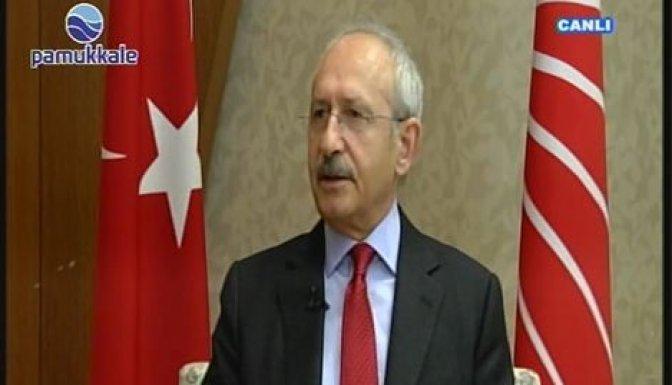 Kılıçdaroğlu, DSP'ye birleşme çağrısı yaptı!