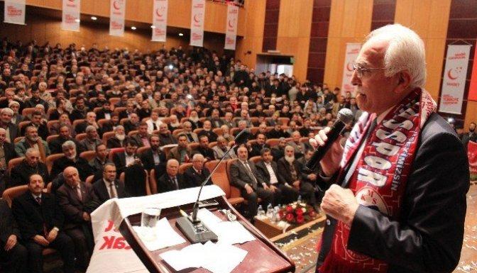 """SP Lideri Kamalak: """"Amacımız İslam Birliği Kurmak"""""""