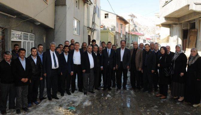 Mahmut Arıkan'dan destek arayışları sürüyor