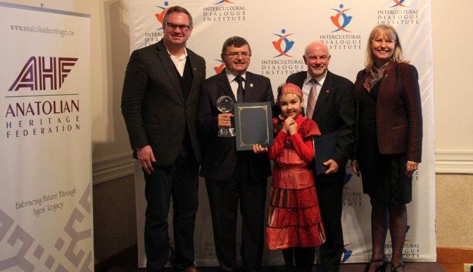 Kanada'dan Kimse Yok Mu'ya Ödül