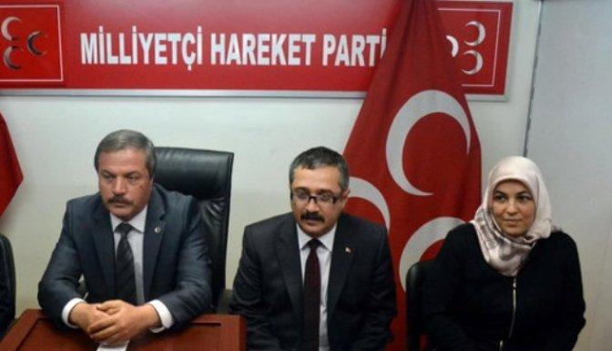 2 Akademisyen Daha Milletvekilliği İçin MHP'de